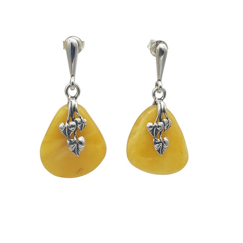 Cercei Yellow Amber 005